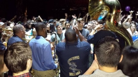 High Steppers Brass Band