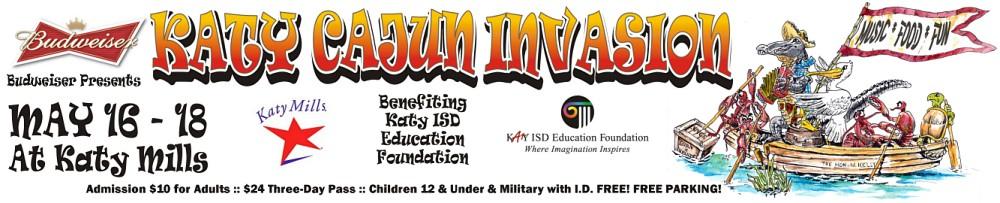 Katy Cajun Invasion | Festival & Carnival
